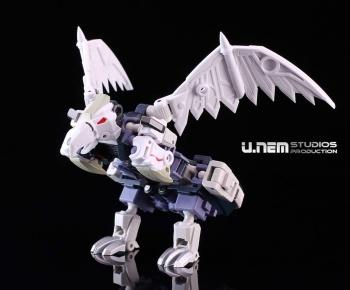 [FansProject] Produit Tiers - Jouet Saurus Ryu-oh aka Dinoking (Victory) | Monstructor (USA) OE2aXeGa