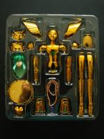 Virgo Shaka Gold Cloth Adcgysp9