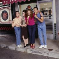 Уилл и Грейс / Will & Grace (сериал 1998-2006) Pe6xAnhR