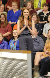 Darby Stanchfield - The Chew: May 10th 2017