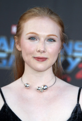 Molly Quinn - 'Guardians of the Galaxy Vol. 2' Premiere in Los Angeles 4/19/17