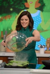 Neve Campbell - The Chew: May 25th 2017