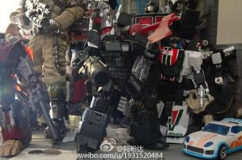 [Mastermind Creations] Produit Tiers - Reformatted R-13 Spartan (aka Impactor) des Wreckers + R-14 Commotus (aka Turmoil) - IDW SyMhqJuV