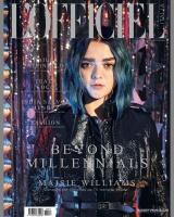 Maisie Williams - L'Officiel Italia - September2016