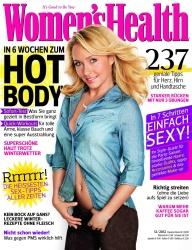 Womens Health Magazine (December 2012)