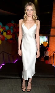 Lily Donaldson - The Naked Heart Foundation Fabulous Fund Fair, Roundhouse in London - February 21st 2017