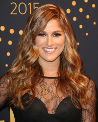 Cassadee Pope - 2015 CMT Artists of the Year @ Schermerhorn Symphony Center in Nashville - 12/02/15