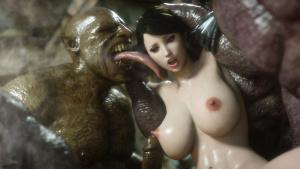 [Jared999D] Monster Eater - Part 1