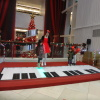 Interactive piano stage WlE2zDEx