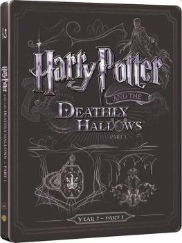 Harry Potter e i Doni della Morte – Parte 1 (2010) BD-Untouched 1080p AVC DTS HD ENG AC3 iTA-ENG