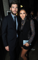 Nina Dobrev and Austin Stowell at NYMag, Vulture + TNT Celebrate  The Premiere Of 'Public Morals' (August 12) DBon4FER