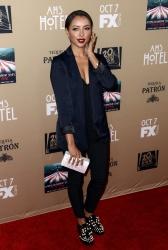 Kat Graham - American Horror Story: Hotel Premiere Screening @ Regal Cinemas L.A. Live in Los Angeles - 10/03/15