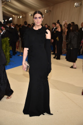 Mandy Moore - Met Gala 2017 NYC May 1, 2017