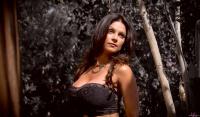 Дениз Милани, фото 5608. Denise Milani Summer skirt :, foto 5608