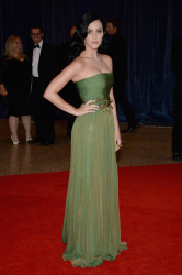 Katy Perry - 2013 White House Correspondents' Association Dinner in Washington 4/27/13