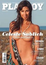 Link to Celeste Sablich – Playboy February 2016 (2-2016) Argentina