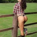 Gatas QB - Marjorie Zambrano Playboy Venezuela Fevereiro 2016