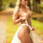 Gatas QB - Eliana Amaral Revista Sexy Janeiro 2014