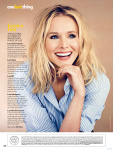 Kristen Bell - People Magazine May 9th 2016