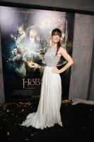 Evangeline Lilly - The Hobbit: The Desolation Of Smaug premiere in Hollywod 12/02/13