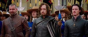 Trzej muszkieterowie / The Three Musketeers (2011) PL.720p.BRRip.XViD.AC3-J25 / Lektor PL +RMVB +x264