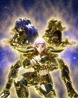 Scorpio Milo Gold Cloth AdddcV4M