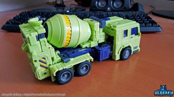 [Toyworld] Produit Tiers - Jouet TW-C Constructor aka Devastator/Dévastateur (Version vert G1 et jaune G2) - Page 6 TzkAgMLQ