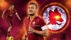 Download PES 2014 Francesco Totti Start Screen by Hawke