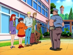 Scooby Doo i Cyber Po¶cig / Scooby Doo and the Cyber Chase (2001) PLDUB.BRRip.XViD-J25 / DUBBiNG PL +RMVB +x264