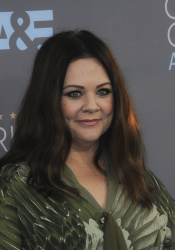 Melissa McCarthy - 21st Annual Critics' Choice Awards @ Barker Hangar in Santa Monica - 01/17/15