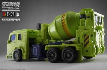 [Toyworld] Produit Tiers - Jouet TW-C Constructor aka Devastator/Dévastateur (Version vert G1 et jaune G2) - Page 5 WnysSmR5