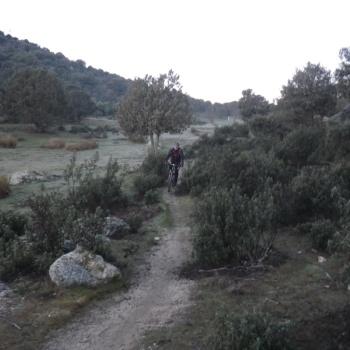24/01/2016. Hoyo de Manzanares-Sierra de Hoyo de Manzanares. Parking del centro de hoyo: 8:00 UwgbqmP0