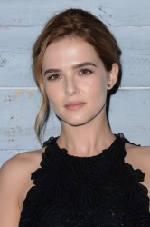 Zoey Deutch - VIP Sneak Peek of go90 Social Entertainment Platform @ the Wallis Annenberg Center for the Performing Arts in Los Angeles - 09/24/15