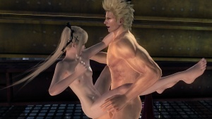 Dead or Alive 5 Last Round Male and Female Nude