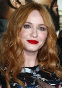 Christina Hendricks - Fist Fight Premiere in Westwood - February 13th 2017