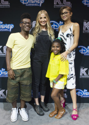 Veronica Dunne - 2015 D23 Expo: Day One @ the Anaheim Convention Center in Anaheim - 08/14/15