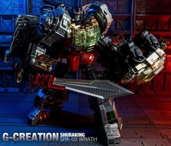 [GCreation] Produit Tiers - Jouet ShuraKing - aka Combiner Dinobots - Page 3 6OsLBANi