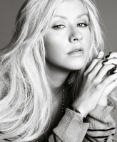 Christina Aguilera - 2010 InStyle Magazine Photoshoot by Mark Abrahams
