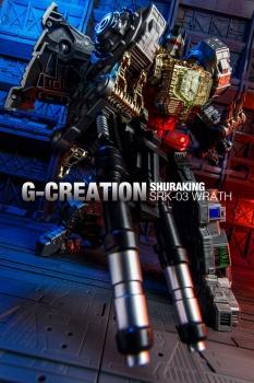 [GCreation] Produit Tiers - Jouet ShuraKing - aka Combiner Dinobots - Page 3 NxAfnWMd