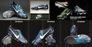 Download Nike Mercurial Vapor IX FG Tropical Pack Black White Hyper Turquoise