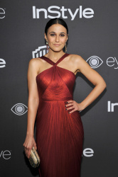 Emmanuelle Chriqui - Warner Bros. Pictures & InStyle 18th Annual Post-Golden Globes Party 1/8/17