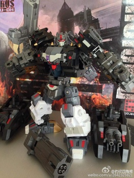 [FansProject] Produit Tiers - Jouet Saurus Ryu-oh aka Dinoking (Victory) | Monstructor (USA) ZtTypE9q