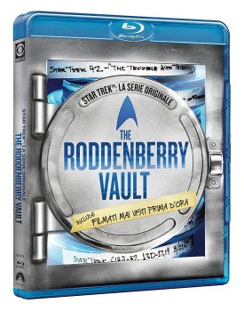 Star Trek - The Roddenberry Vault (2016) [3-Blu-Ray] Full Blu-Ray 131Gb AVC ITA DD 2.0 ENG DTS-HD MA 7.1 MULTI