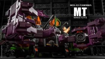 [Maketoys] Produit Tiers - Jouet MCB-03 Pandinus - aka Scorponok et MCB-03D Devil Stinger - aka Black Zarak AvVBBST1