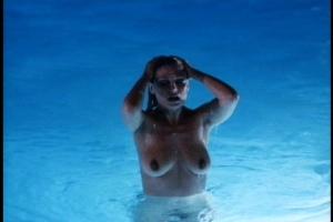 naked Caren kaye