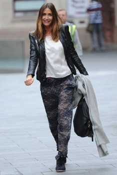 Lisa Snowdon beauty London