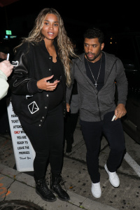 Ciara - Out For Dinner At Craig's in West Hollywood - February 18th 2017