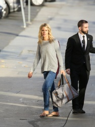 "Kaitlin Olson -              ""Jimmy Kimmel Live'' Arrival Hollywood February 13th 2017."