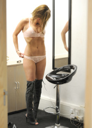 Pascal Craymer Changing Room Lingerie Pics Kayuty
