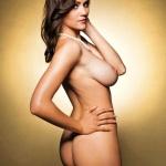 Gatas QB - Manja Dobrilovic Playboy Eslovénia Julho 2014